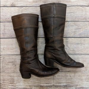 Frye Jane Tall Boots 6.5 $358